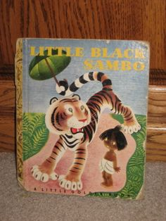 """I remember reading this book back in the day. Obviously I had no concept of """"political correctness"""" or that the story instigated racial slurs at the time. I actually thought Sambo was pretty smart for outwitting the tigers and at the end of the story I was just left trying to figure out exactly how the tigers were turned into butter for his pancakes ;-)))"""