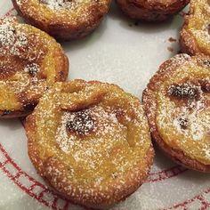 Niflettes à la vanille, Recette de Niflettes à la vanille par Sandrine L. - Food Reporter