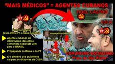 """A FARSA DO """"MAIS MÉDICOS"""" - Por Alexandre Garcia - 23/08/2013"""