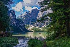 Lake braies by gottiangelo