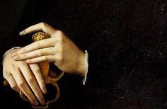 Agnolo di Cosimo ~ Portrait of a Young Man ~ 1550