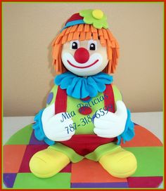 Clown Cake / Circus cake