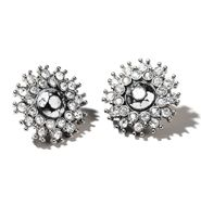Star Studded Earrings ..so sparkly they go with a brooch i have!  so want! http://creedy.mymarkstore.com/
