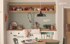 kitchen-green