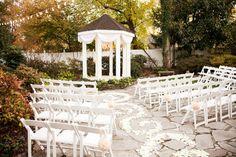 CJ's #weddingfloweraisle