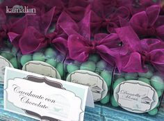 30 Mint And Shades Of Purple Wedding Inspirational Ideas - Weddingomania Candy Bar Wedding, Wedding Gifts, Our Wedding, Wedding Ideas, Dusty Blue, Wedding Color Schemes, Wedding Colors, Wedding Mint Green, Shades Of Purple