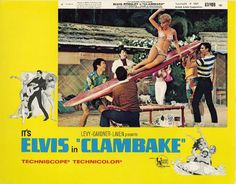 1967 11 22 Clambake = Elvis Presley