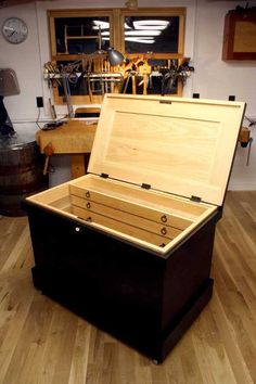 Anarchist's Tool Chest by Christopher Schwarz. Great book. Great chest.