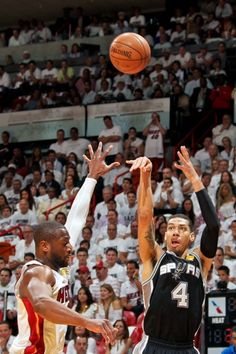 NBA Finals Spurs @ Heat: 06/06/2013 | THE OFFICIAL SITE OF THE SAN ANTONIO SPURS