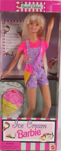 ♡ Barbie - Ice Cream #