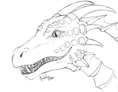 Dragon coloring pages and picture : Dragon Printable Coloring ...
