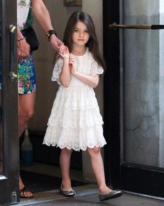 Suri Cruise wears a Missoni dress, Summer collection 2012 !