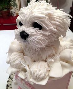 puppy cupcakes for kids / puppy cupcakes ` puppy cupcakes for dogs ` puppy cupcakes for kids ` puppy cupcakes for dogs easy ` puppy cupcakes easy ` puppy cupcakes for kids easy ` puppy cupcakes for dogs birthdays ` puppy cupcakes diy Crazy Cakes, Fancy Cakes, Puppy Cupcakes, Puppy Cake, Cake Icing, Eat Cake, Cupcake Cakes, 3d Cakes, Pretty Cakes