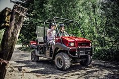 New 2017 Kawasaki Mule™ 4010 Trans4x4® ATVs For Sale in Oklahoma. The Mule™ 4010 Trans4x4® Side x Side is a versatile mid-size two to four-passenger workhorse that's capable of both putting in a hard day of work as well as touring around the property. 617 cc fuel-injected, V-twin engine produces reliable performance Convertible design lets you easily change from a four-seat crew mover to a two-seat cargo hauler, without the need for tools Selectable 2WD or 4WD with dual-mode rear…