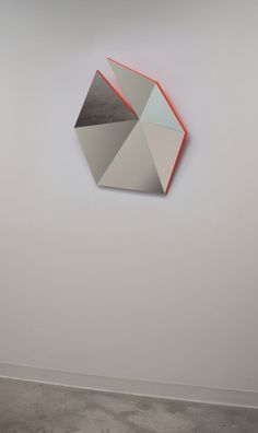 Geometric 3D Mirrors by Stonefox Architects