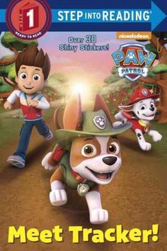 Join Nickelodeon's PAW Patrol as they find adventure and make a new friend. Boys and girls ages 4 to 6 will love this Step 1 Deluxe Step into Reading leveled reader, featuring a shiny cover and over 3