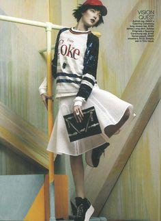 Ashish, SS14, Teen Vogue,March 2014