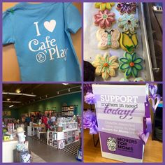 We are super excited to partner up with Cafe O'Play, Sweet Mary's Bakery, & Baby Sweet Pea's Boutique for our Movers for Moms collection drive! Please stop in at one of these local businesses to drop off a donation for Battered Women's Shelter of Summit & Medina Counties! #MoversForMoms2016 #shoplocal #supportlocal