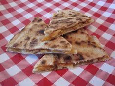 BBQ Chicken Quesadilla - ijr only, find some other way to use shredded chicken for ajr - this or any variation of quesadillas for her, with veggies and lean meat
