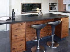 Eine Küche ist immer gleichzeitig auch Kommunikationsraum.