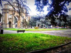 Firenze in Posa: Piazza della Libertà...con il tempo il nome cambia...