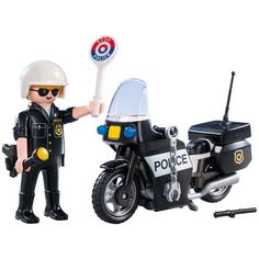 Free 2-day shipping on qualified orders over $35. Buy PLAYMOBIL Police Carry Case at Walmart.com