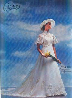 Vintage Wedding Photos, Vintage Weddings, Vintage Bridal, Bridal Gowns, Wedding Gowns, Our Wedding, Bridal Fashion, Women's Fashion, Old Fashioned Wedding