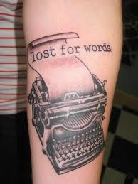 typewritertattoo