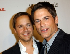 Brothers Chad & Rob Lowe