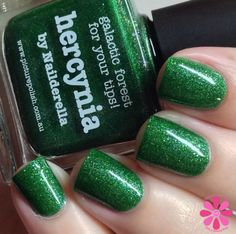 piCture pOlish — Hercynia (Collaboration Shades Collection)