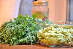 Cauliflower No-Bean Hummus #glutenfree