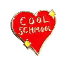 Image of COOL SCHMOOL PIN
