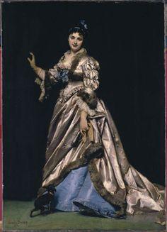 1870 Carolus-Duran - Madame Feydeau
