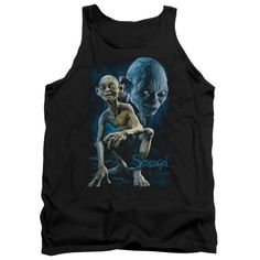Lotr/Smeagol Adult Tank in