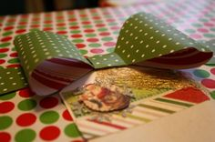 Christmas Gift Wrap   Festive Gift Wrap   Craft Ideas for Giftwrap  