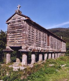 Horreo Galicia