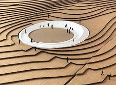 "616 Me gusta, 2 comentarios - architecture (@archi_all) en Instagram: ""#archistudent #architecturestudent #archdaily #archidesign #archimodel #architectuur #Arsitektur…"""