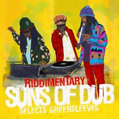 Music That Stands The Test of Time - Riddimentary Suns of Dub (Greensleeves/VP Records)