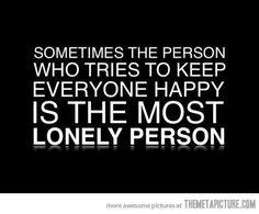 A sad truth…