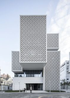 Gallery of Shanghai Chess Academy / Tongji Architectural Design - 9