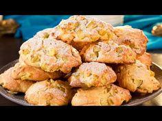Jablečné buchty - hotové za pouhých 15 minut!| Chutný TV - YouTube