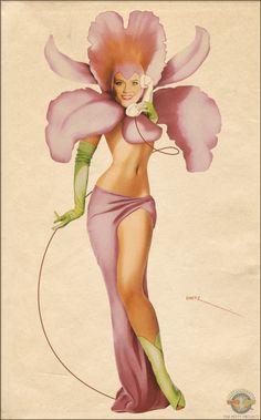 #199 Flower Costume