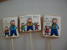 galletas favoritas para celebrar el dia del padre