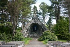 St Anthony's Franciscan Monastery - Kennebunk Maine