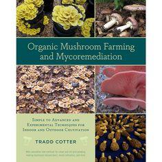 'Organic Mushroom Farming and Mycoremediation' by Tradd Cotter – Organic Gardening – MOTHER EARTH NEWS
