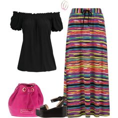 Untitled #839 by amy-devito-haustetter on Polyvore