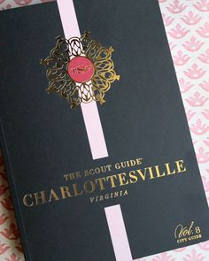 The Scout Guide Charlottesville highlights the premier independent businesses in Charlottesville and its surrounding areas. Print guides are complimentary at all participating businesses. The Scout Guide, City Pages, Independent Business, Virginia City, Charlottesville, Instagram Posts, Cities, Highlights, Wanderlust
