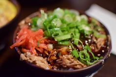 Find out why Little Tokyo In Los Angeles is the Closest thing to the real Tokyo you can find in the United States. Pork Bone Soup, Hot Turkey Sandwiches, Liver And Onions, Japanese Lifestyle, Sesame Sauce, Japanese Snacks, Creamed Spinach, Main Dishes, Grilling