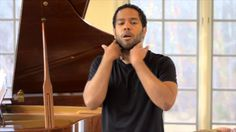 "#Sing! Eric Arceneaux fixes bad singing habits: Professional Vocal Warmups 1 of 4 ""Opening Up The Voice"" lessons."