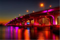 Miami Florida Bridge